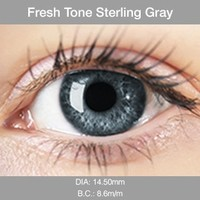 Sterling Gray Colored Contacts