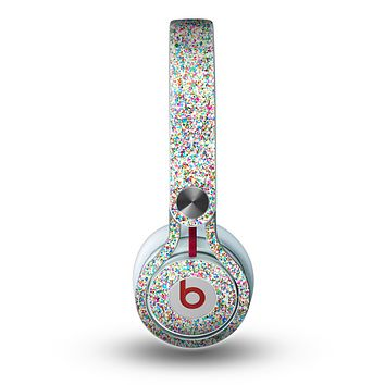 The Colorful Small Sprinkles Skin for the Beats by Dre Mixr Headphones