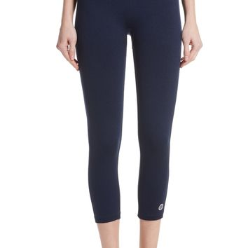 Tory Sport Seamless Crop Leggings | Nordstrom