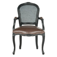 Louis Traditional Arm Chair