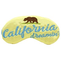 CALIFORNIA DREAMIN' SLEEP MASK