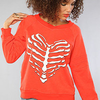 The Skeleton Heart - SAVE 20% with rep code MSCURF