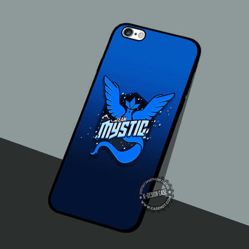 Team Mystic Pokedex - iPhone 7 6 5 SE Cases & Covers