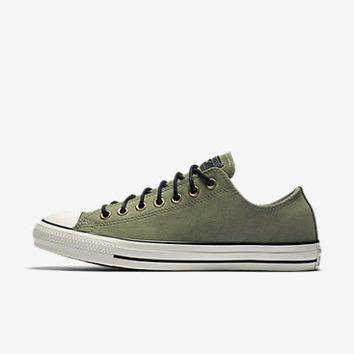 CONVERSE CHUCK TAYLOR ALL STAR CRAFTED SUEDE LOW TOP