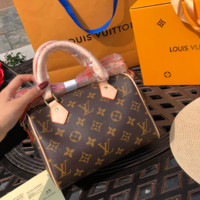 LV Bronze Hardware Pillow Pack Shoulder Bag Handbag