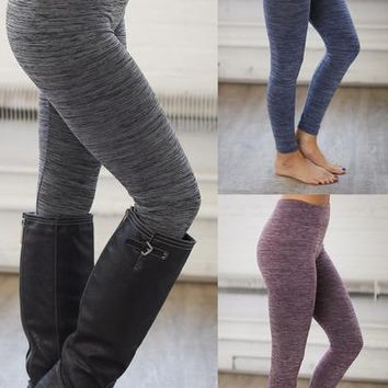 Body Shaper Fleece Leggings