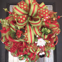 25% Off-2 Day Sale Christmas Wreath, Christmas Decoration, Holiday Wreath, FAST SHIPPING