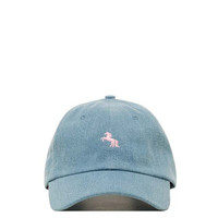 Pink Unicorn Dad Hat