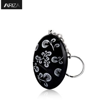 2017 new chinese style color 120db self defense personal alarm keychain alarm