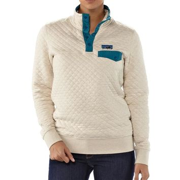 Patagonia Women's Cotton Quilt Snap-T® from Patagonia