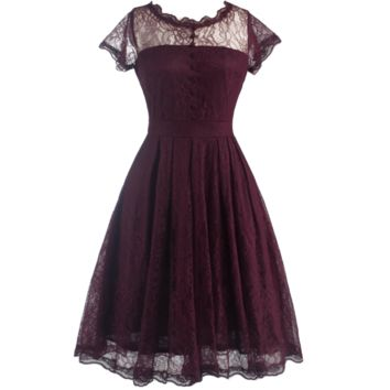 Vintage Dress Plus Size 5XL 1950s Retro Summer Dress 2017 Women Audrey Hepburn Lace Cocktail Rockabilly Party Dresses MIRESS