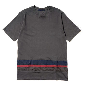 JohnUNDERCOVER JUP4801 T-Shirt Charcoal
