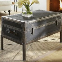 Ludlow Trunk Coffee Table