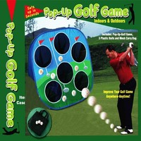 POP-UP CHIPPING TARGET GOLF GAME