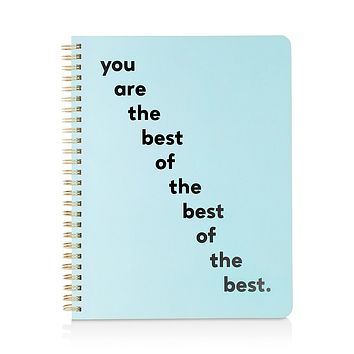 BAN.DO ROUGH DRAFT MINI NOTEBOOK - YOU ARE THE BEST