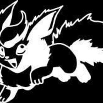 Flareon Ballin Ploters  Vinyl Car/Laptop/Window/Wall Decal