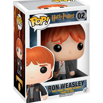 Funko Harry Potter Pop! Ron Weasley Vinyl Figure