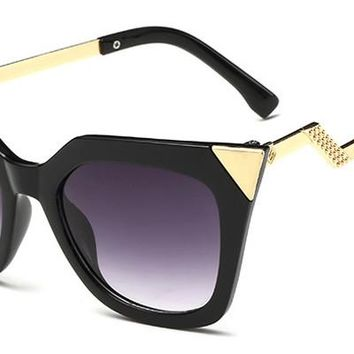 London Cat Eye Sunglasses