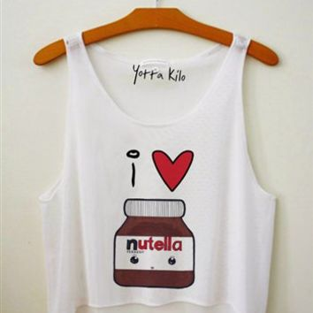 I Heart Nutella
