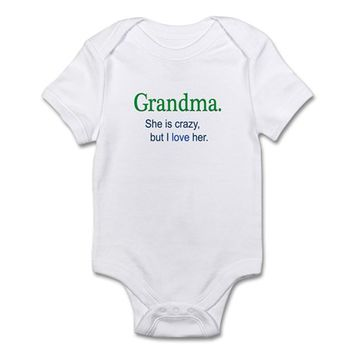 Grandma. Infant Bodysuit