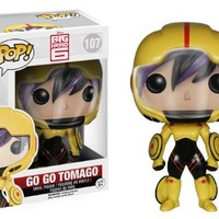 Funko POP! Disney: Big Hero 6-Go Go Tomago Action Figure