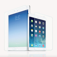 Ultra-thin Premium Tempered Glass For Apple Tab for Ipad 2 3 4 MINI 1 2 3 Air 1 2 Screen Protector Film 2.5D 9H Tempered Glass