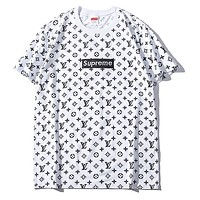 Trendsetter Supreme x Thrasher Women Men Fashion Casual Shirt Top Tee