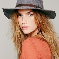 Free People Soho Wide Brim Hat