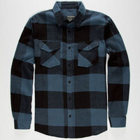 STRAIGHT FADED Jack Mens Flannel Shirt | Flannels