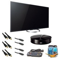Sony XBR65X850A 65-Inch 4K Ultra HD 120Hz 3D LED HDTV Media Player Bundle | Best Product Review