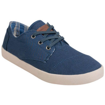 TOMS Paseo Canvas Navy Sneaker