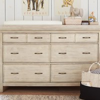 Rory Extra Wide Dresser & Topper Set