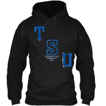 Tennessee HBCU State University Pullover Hoodie 8 oz