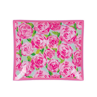 Small Glass Catchall Tray - Lilly Pulitzer