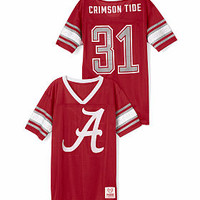 University of Alabama Mesh Bling Boyfriend Jersey