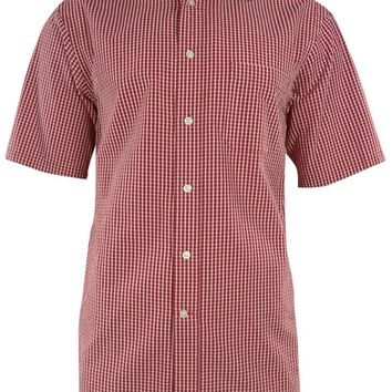 Daniel Cremieux Signature Collection Men's Check Seersucker Shirt