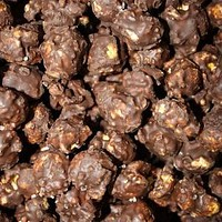 Dark Chocolate Sea Salt Popcorn