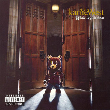 Kanye West - Late Registration LP