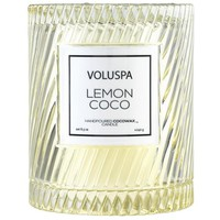 Voluspa Lemon Coco Icon Candle