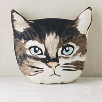 Plum & Bow Cat Pillow | Urban Outfitters