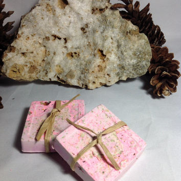 Special Offer Love Soap,  Attraction Love ritual soap 2 Handmade Herbal Loaded Pre Ritual Love Soaps