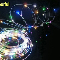 5m 50leds Warm White String Lights Decorative Light Strings For Christmas Holiday LED String Fairy Lights garden [7639668614]
