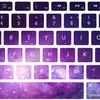 Buy 2 Get 1 Free - Galaxy keyboard skin (ks101)