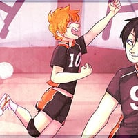 it's a win for karasuno!!