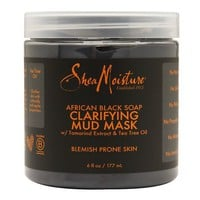 SheaMoisture African Black Mud Mask | Walgreens