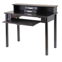 Liso 2 Piece Home Office Set Computer Desk