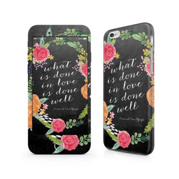 Love Done Well iPhone 6/6 Plus Skin