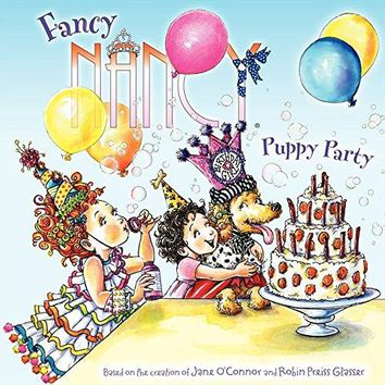 Puppy Party Fancy Nancy