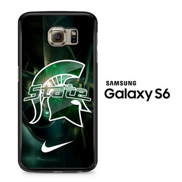 Michigan State Nike Samsung Galaxy S6 Case