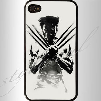 The Wolverine  iPhone 4 Case, iPhone 4s Case, iPhone 5 case
